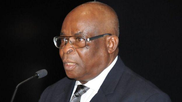 Chief Justice of Nigeria Walter Onnoghen