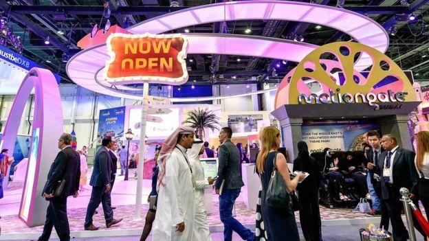 معرض سوق السفر العربي في دبي