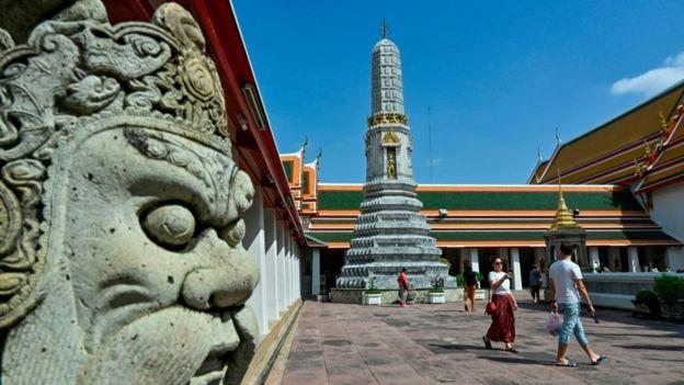 Монастырь Ват Пхо
