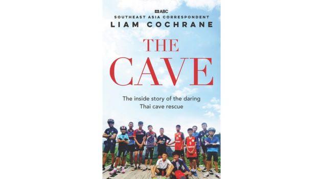 """Portada del libro """"La cueva"""""""