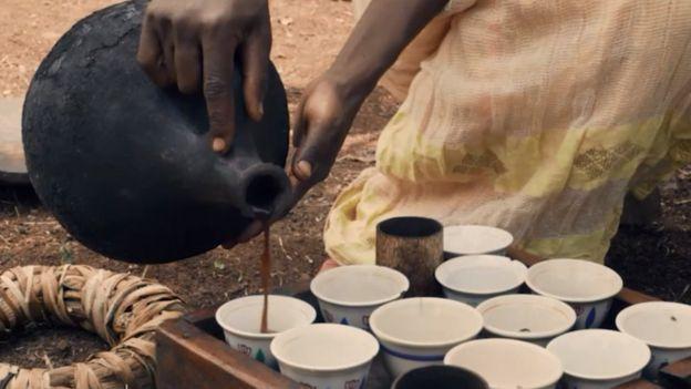 هناك أهمية اجتماعية لطقوس تناول القهوة في المجتمع الإثيوبي