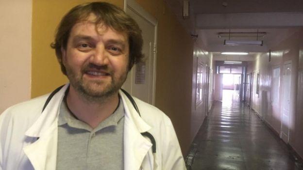 Dr Fedir Lapiy