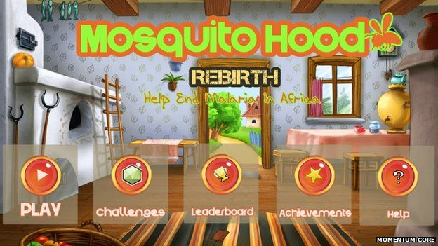 Mosquito Hood screen grab