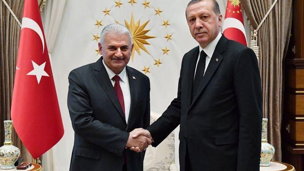 Erdoğan ve Yıldırım
