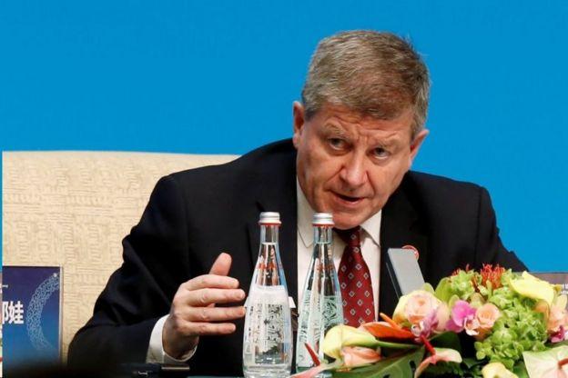 گای رایدر، مدیر کل سازمان بینالمللی کار
