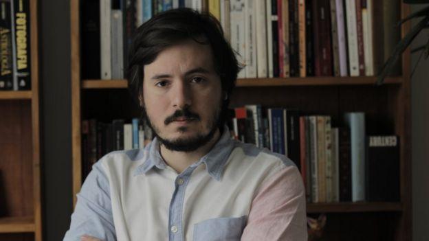 Pesquisador Francisco Brito Cruz, diretor do InternetLab