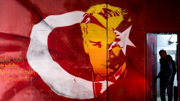 فضای شهرهای ترکیه در آستانه برگزاری همهپرسی