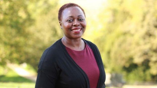 Pr Olivette Otele de l'unbiversité de Bristol