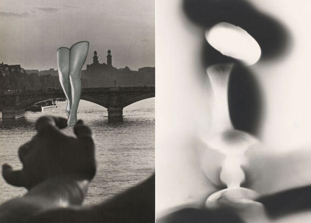 Trabajos de Dora Maar influenciados por el Surrealismo.
