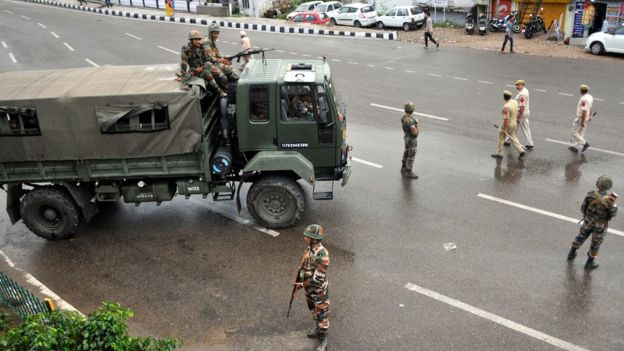 Article 370: Kashmiris express anger at loss of special