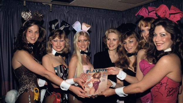 Garotas da Playboy