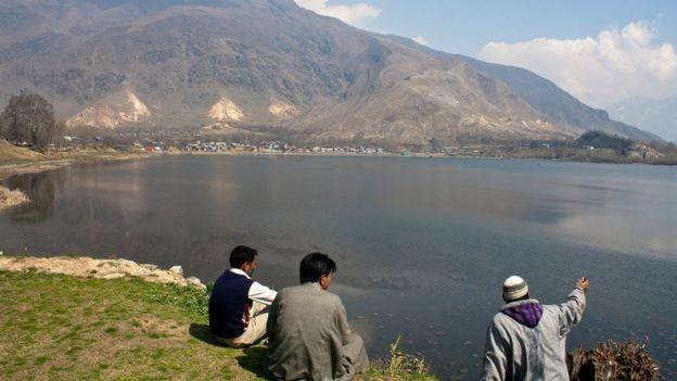 Озеро Манасбал