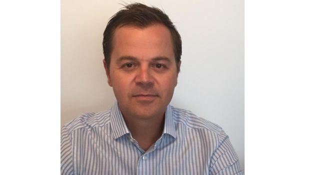 Fabiano Penedo, diretor comercial da Global Trust, empresa brasileira de consultoria para investimentos em Portugal com sede na capital, Lisboa