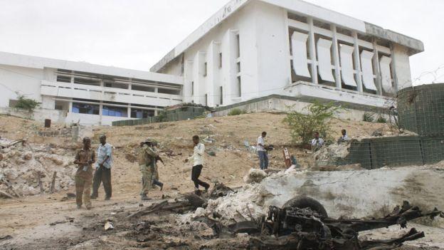 Парламент Сомали