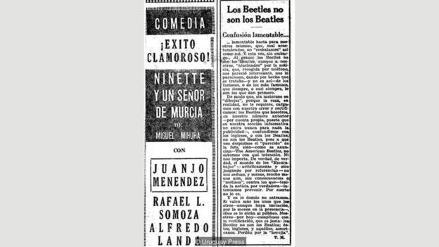 Одна из уругвайских газет называла обстоятельства турне