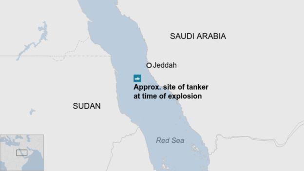 tanker, saudi, iran