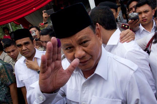 Dalam dokumen disebutkan Prabowo adalah direktur Nusantara Energy Resources, perusahaan di Bermuda yang sekarang sudah ditutup.