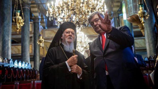 Президент і Патріарх
