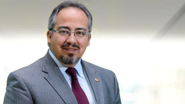 César Núñez, director regional de Onusida para América Latina y el Caribe.