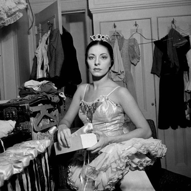 آلیسیا آلونسو در پاریس