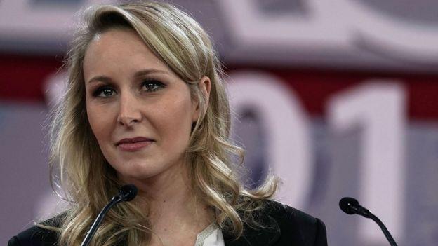 Marion Marechal-Le Pen