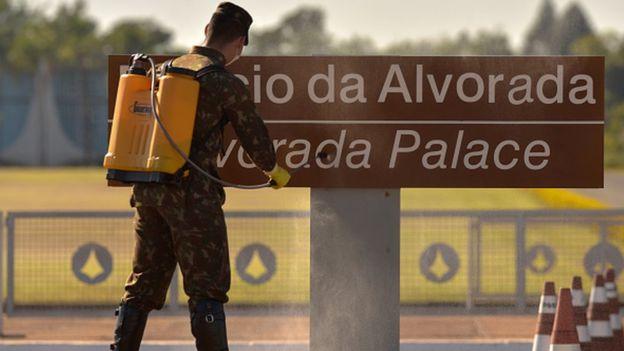 Эпидемия в Бразилии