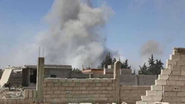 Douma, Suriah