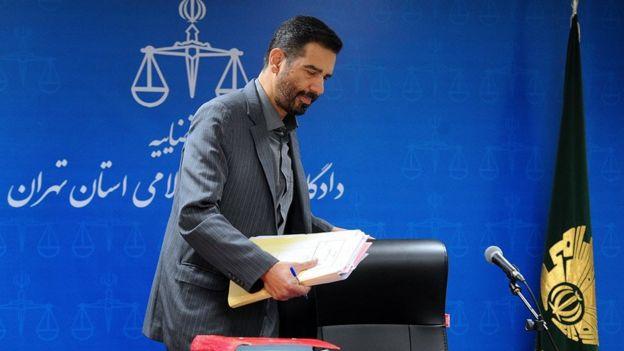 قاضی اسدالله مسعودی مقام اواخر سال گذشته خبر از فرار مدیرعامل پیشین بانک سرمایه داده بود