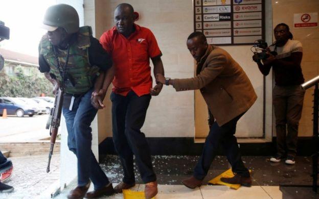 Nairobi hotel: 'How we survived DusitD2 siege' - BBC News
