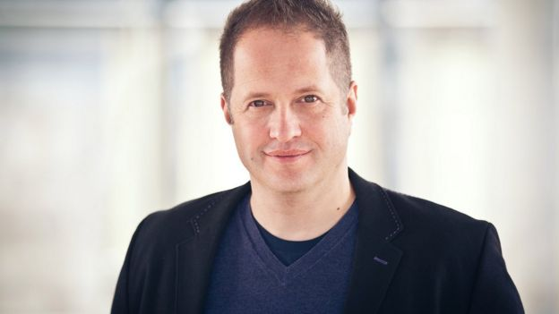 Philip Rooke, CEO Spreadshirt