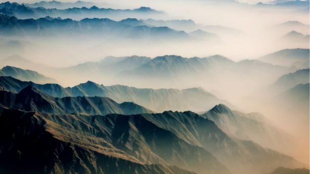 درههای دورافتاده در شمال پاکستان
