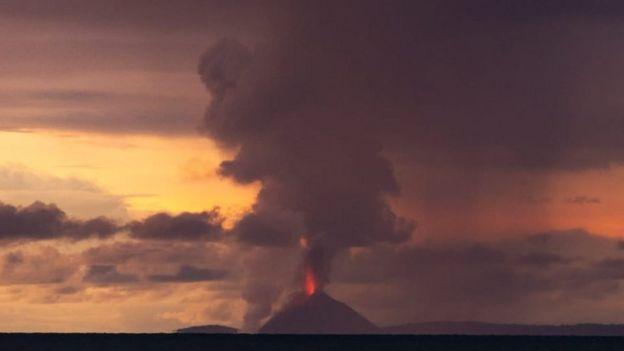 Folkanaha Anak Krakatau