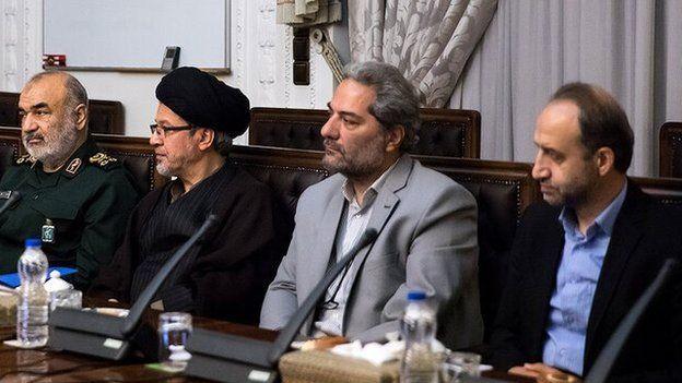 سعید رضا عاملی در جلسه شورای عالی فضای مجازی در ۱۳ مهر ۱۳۹۸