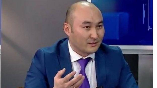 Экономист Кубан Чороев
