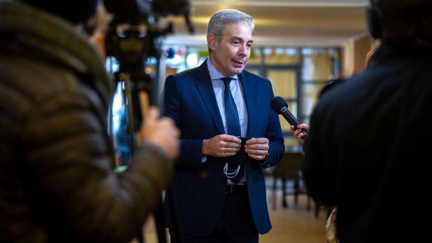 Robert Silva, titular de la ANEP