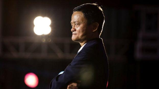 Jack Ma, en 2019.