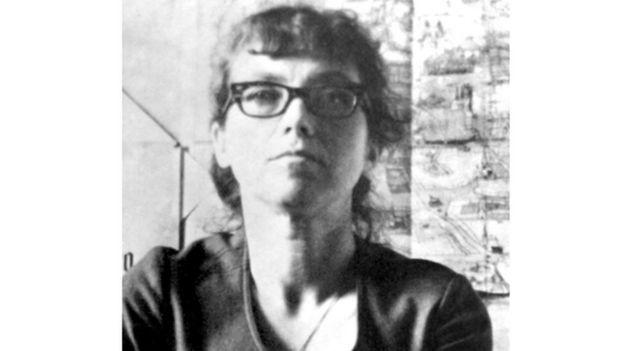Поэт и правозащитница Наталья Горбаневская