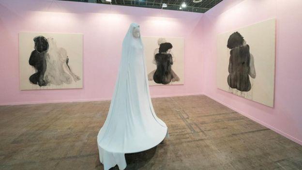 معرض زونو ماكو أصبح ملتقي للمبدعين في مدينة ميكسيكو سيتي