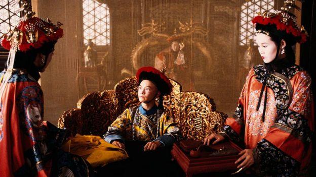 Son İmparator filminden bir sahne