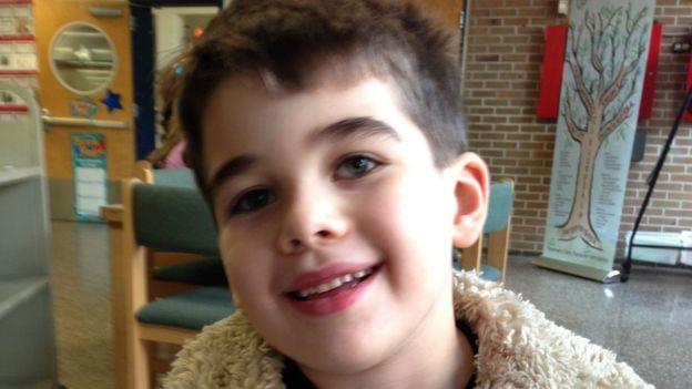 نوا پازنر شش ساله یکی از قربان آن حمله بود