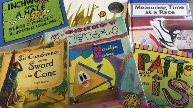 Libros que enseñan matemáticas