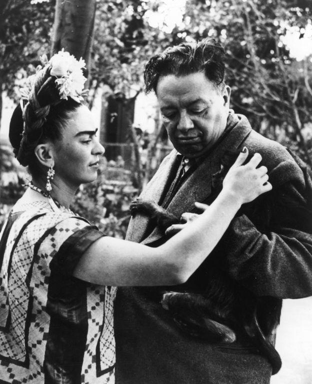 Фрида Кало: заставляя себя
