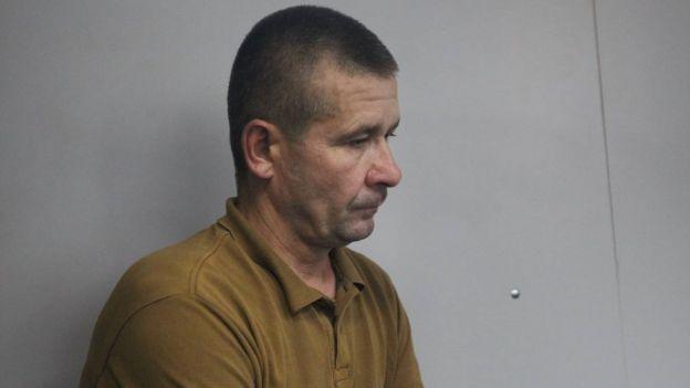 Старший сержант Володимир Петровець наполягає, що не стріляв