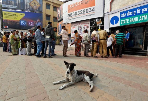 India efectivo