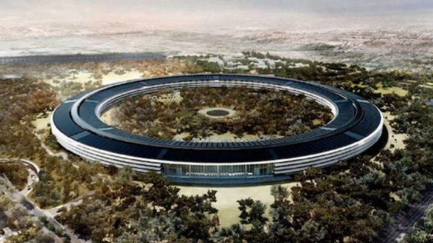 蘋果總部大樓