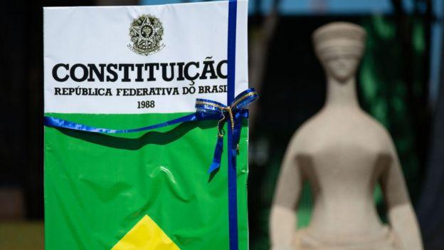 La constitución brasileña