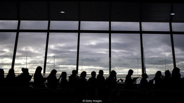 Các sân bay được thiết kế để trấn an hành khách về cả những căng thẳng thông thường khi đi lại lẫn nỗi sợ hãi tiềm thức