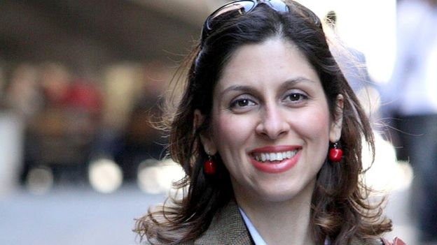 File photo of Nazanin Zaghari-Ratcliffe