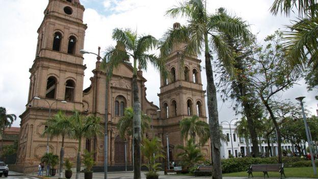 Santa Cruz de La Sierra, en Bolivia.