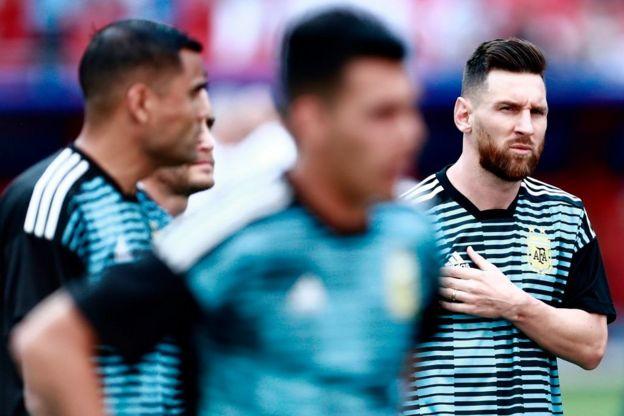 Lionel Messi será el jugador más avanzado en el ataque de la albiceleste.